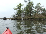 Chimney remnants (Kayak Virginia Beach Images © Paul Perusse)