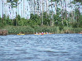 Group of kayakers (Kayak Virginia Beach Images © Paul Perusse)